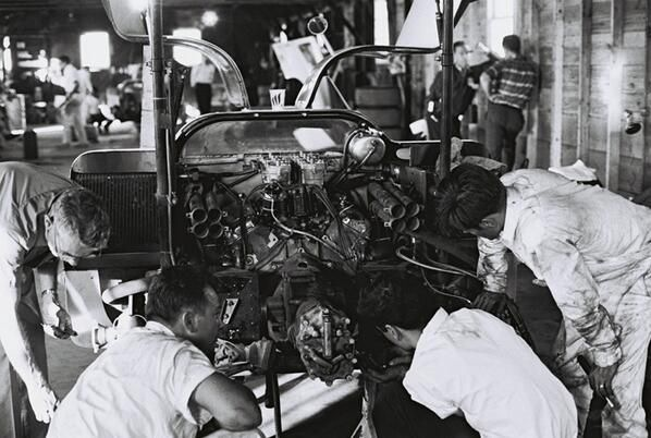 sebring engine change