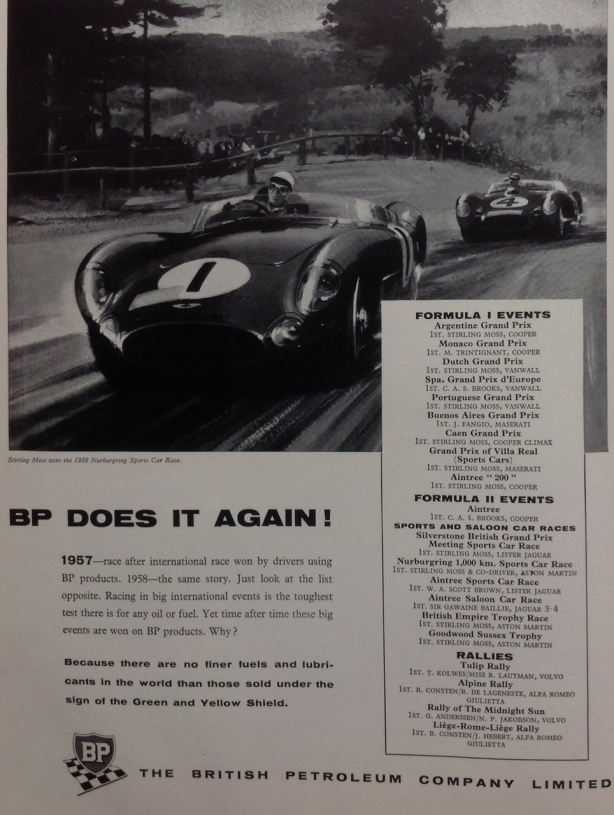 Aston BP ad