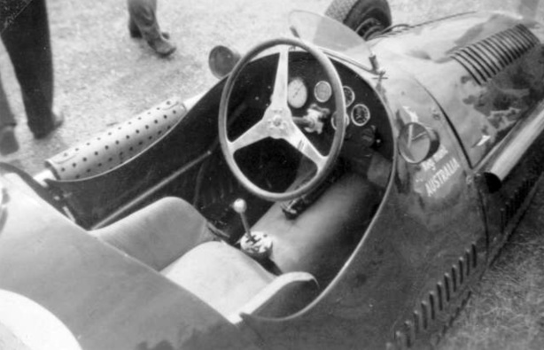 cockpit maser