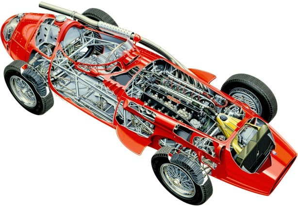 maser cutaway