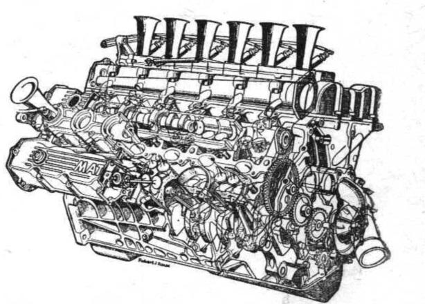 matra cutaway
