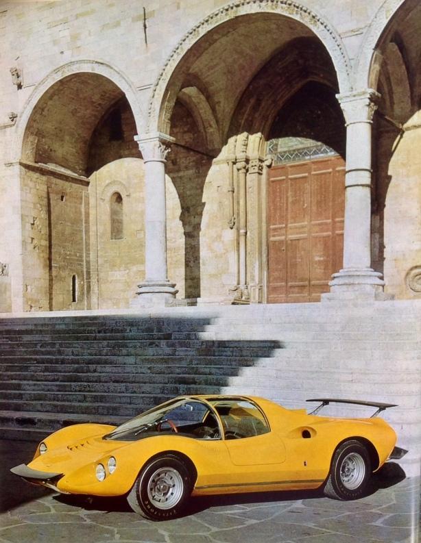 Pininfarina Ferrari Dino Competitzione 206S
