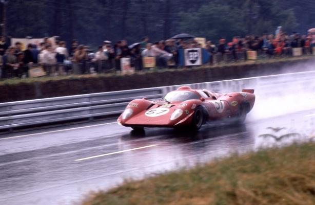 312 p le mans 1970
