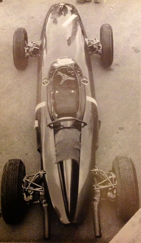 brm chassis