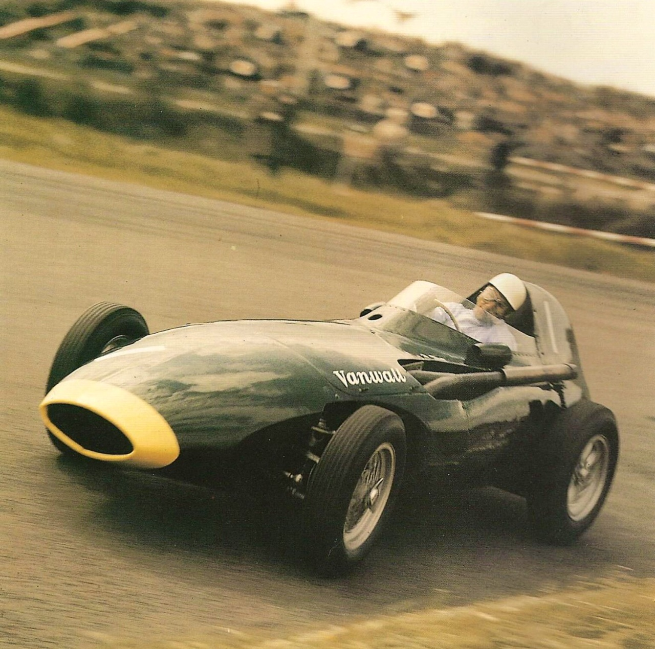 Cars: Vanwall Cars And The Moroccan Grand Prix 1958…