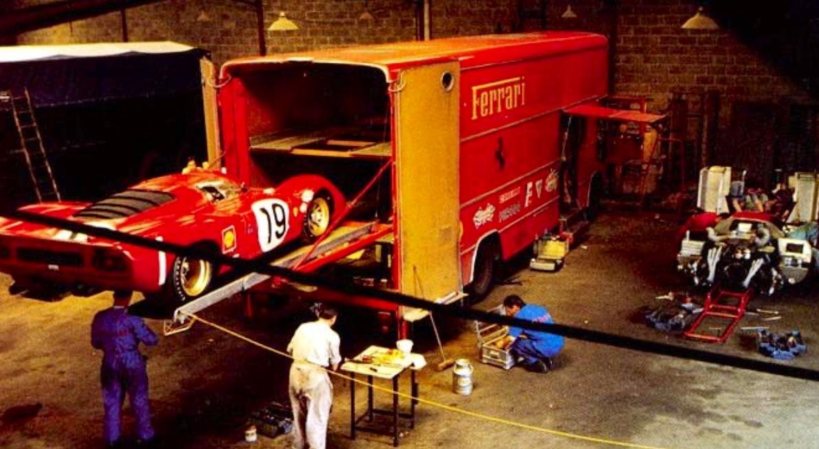 1970 Le Mans 24 Hour Primotipo