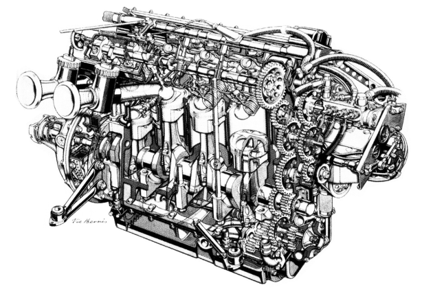 vanwakll engine