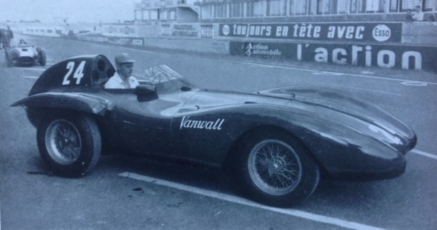 Vanwall VW6 Reims