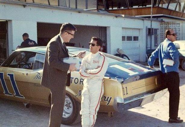 Andretti Ford Mercury 1969