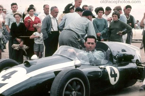 Brabham Cooper T51 Longford 1960