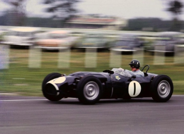Graham Hill Ferguson P99