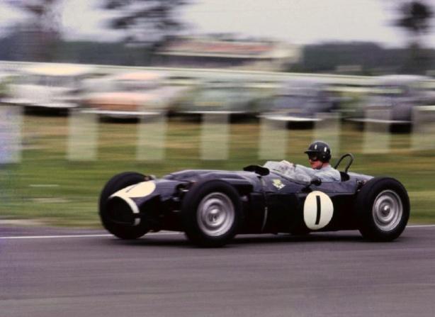 Graham Hill Ferguson P99