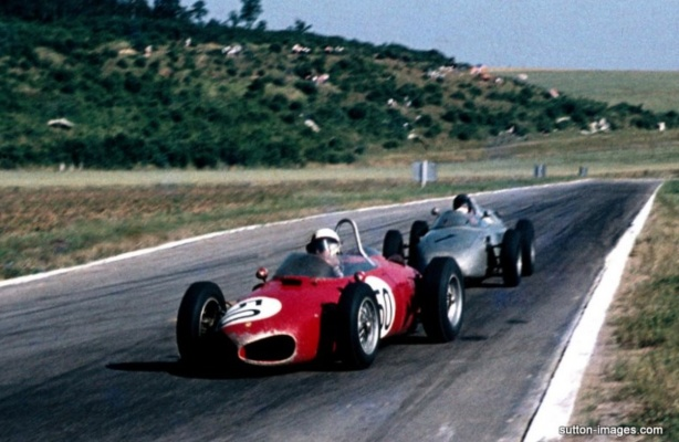 Baghetti French GP 1961