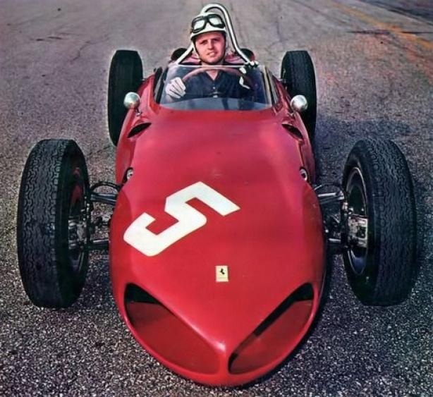Baghetti Ferrari 156 1962