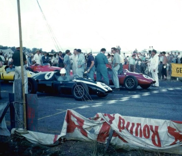 Longford 1960 grid shot