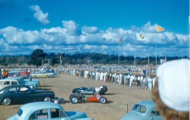 Longford scene 1960