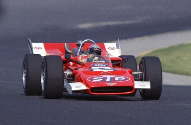 Lotus 64 Indy 1969