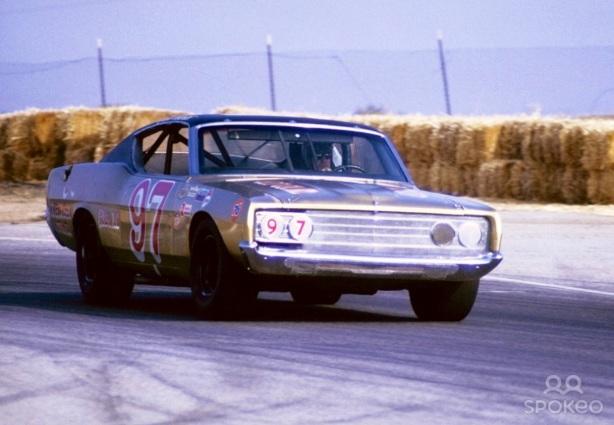 Mario Andretti Riverside 1969, Ford