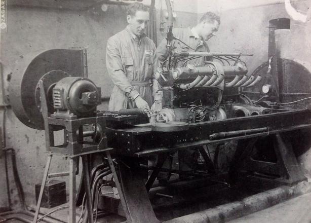 monza engine