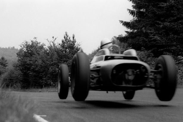 Porsche 1962 German GP