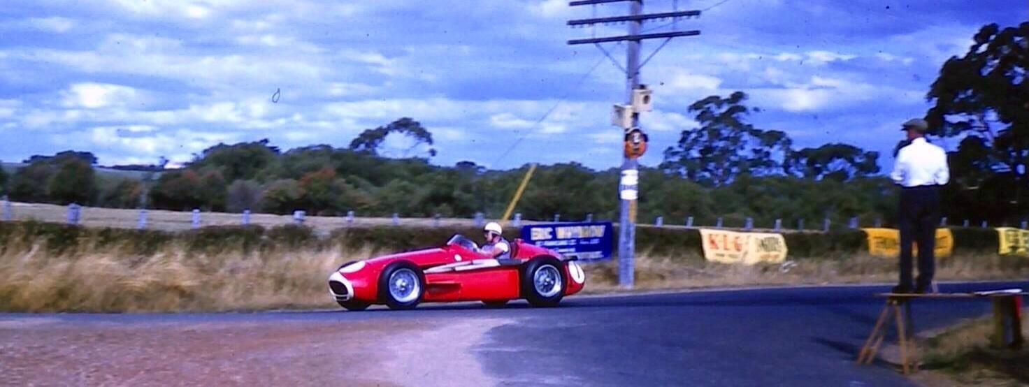 Stan Jones Australian And New Zealand Grand Prix And Gold