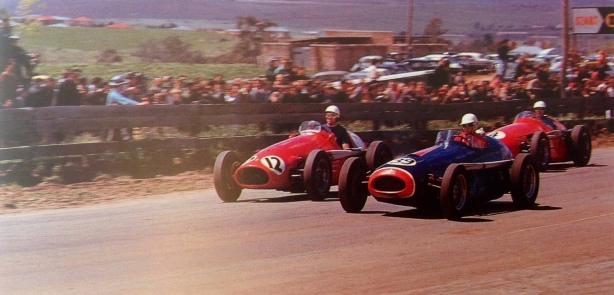 AGP Bathurst 1958