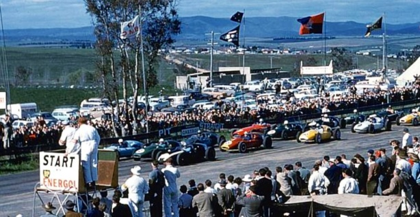 Bathurst Gold Star 1960