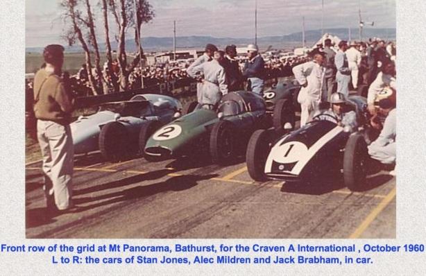 Bathurst International 1960