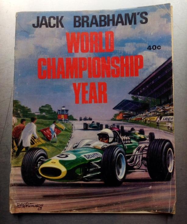 Brabham 'Championship Year' magazine