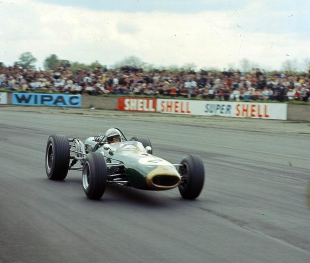 Brabham , Silverstone Trophy 1966, BT19 Repco