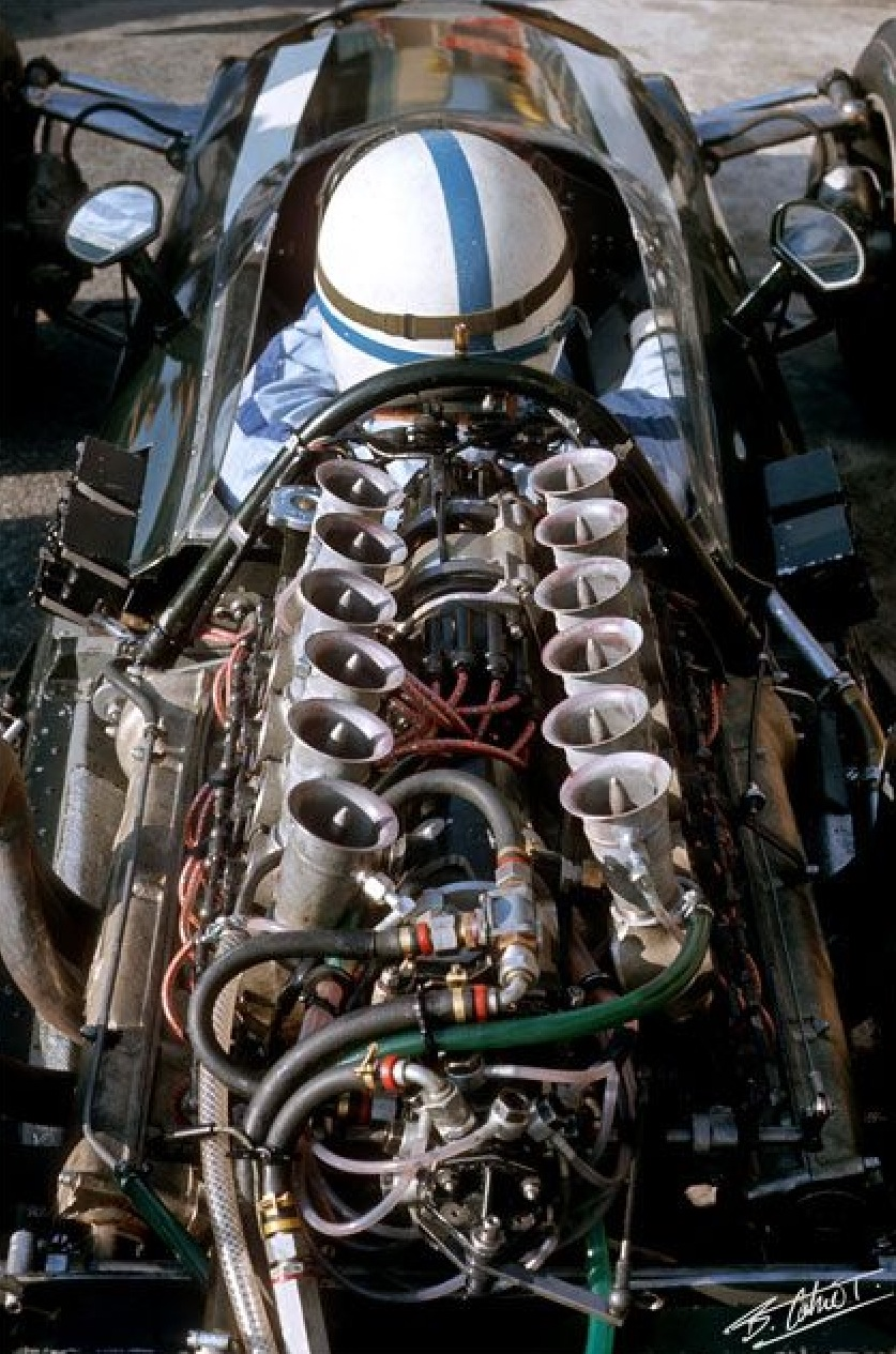 Cooper t81 maserati engine 1966