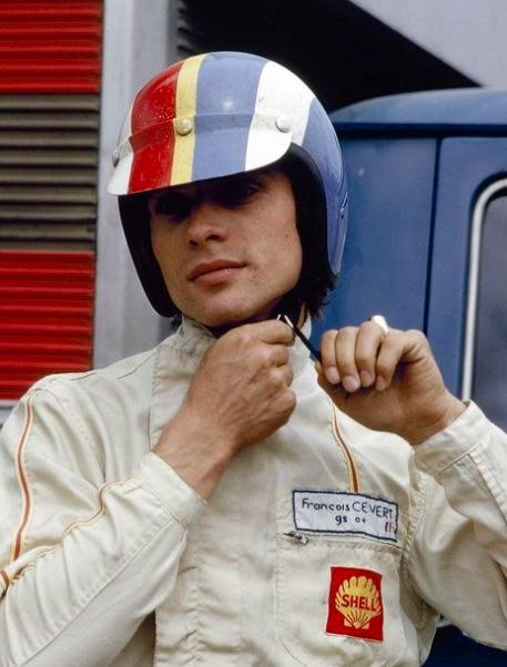 Francois Cevert 1968