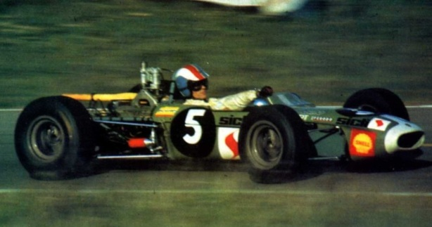 Francois Cevert, Albi 1968, Tecno 68 Ford F3