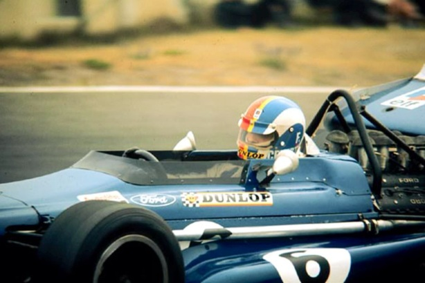 Francois Cevert, March 701 Ford, Dutch GP 1970