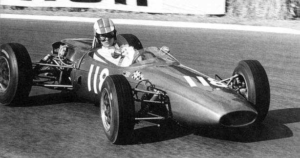 Francois Cevert , Pau F3 1967, Alpine A280 Renault