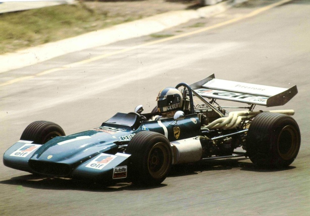 Francois Cevert, TecnoTF71Ford FVA , Imola 1971
