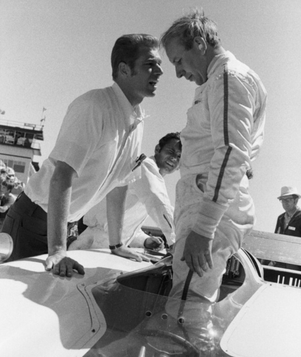 Jim Hall and Surtees Can Am 1969