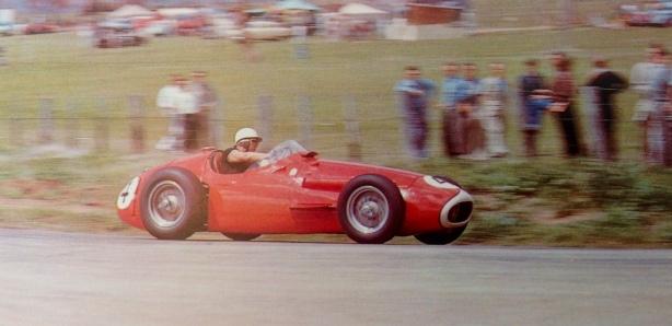 Jones Maserati Bathurst 1958