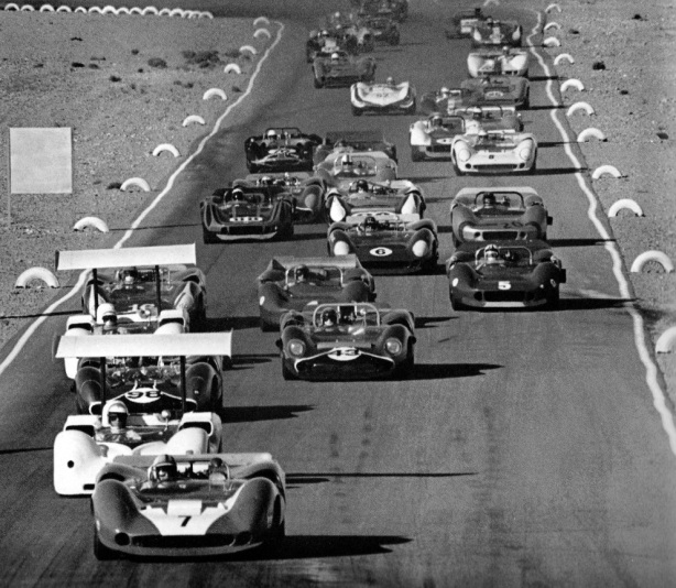 Las Vegas Can Am 1966