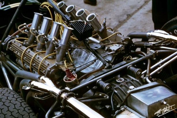 Repco 'RB620' 3 Litre F1 V8