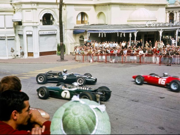 Richie Ginther Monaco 1966