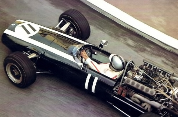 Rodriguez, Monaco 1967, Coopet T81 Maserati