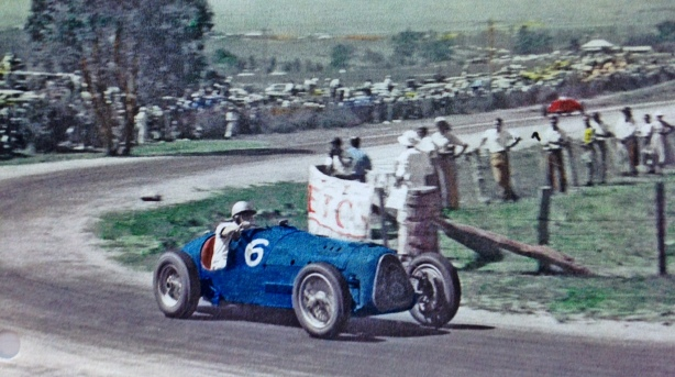 Stan Jones Bathurst 1951