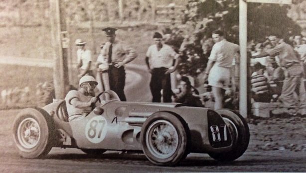 Stan Jones Maybach 3, AGP Southport 1954