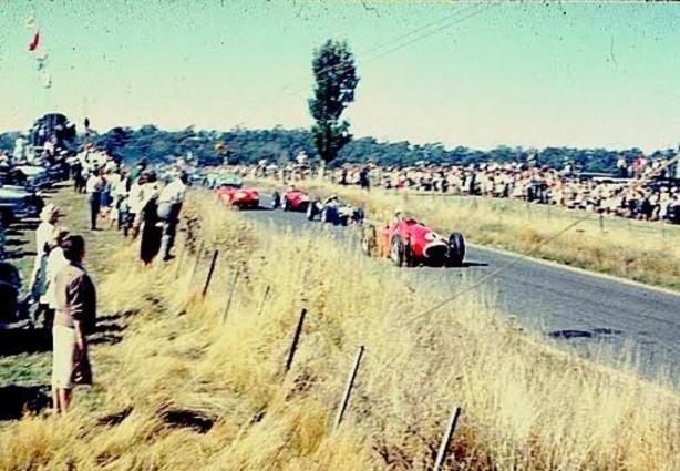 Start, Longford AGP 1959