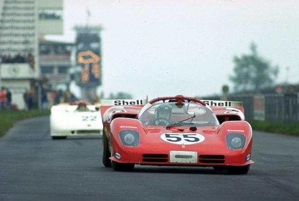Surteees Nurburgring 1970 Ferrari 512S