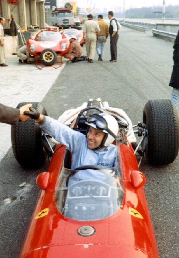 Surtees Ferrari 312 Monza 1966