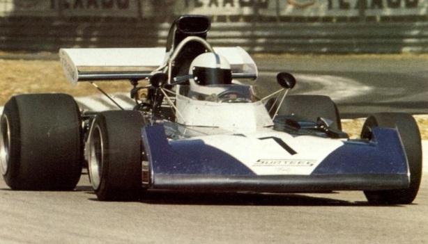 Surtees Italian GP 1972