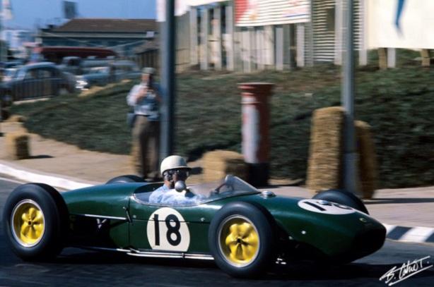 Surtees Portuguese GP 1960