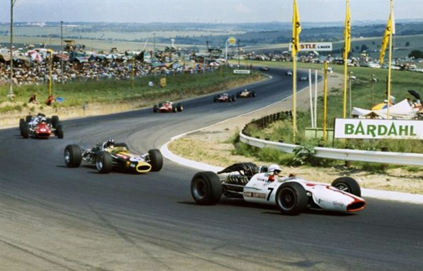Surtees South Africa 1967